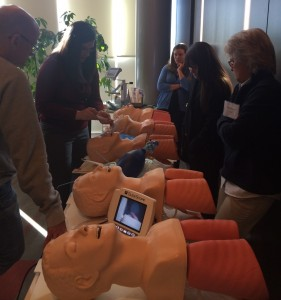 Sim workshop at 2015 ICEP conference.